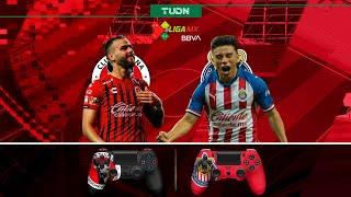 🔴EN VIVO: eLigaMX | Tijuana vs Chivas | Clausura 2020 - Jornada 7 | TUDN