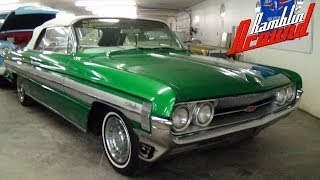 1961 Oldsmobile Starfire Convertible Olds Rocket V8 at Country Classic Cars
