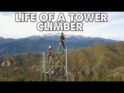 My Week As A Tower Climber