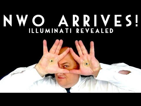 NWO Arrives!  Illuminati ASMR Revealed
