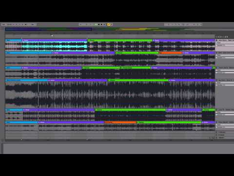 Structure and Arrangement in Electronic Music: Structure Analysis (Pop Structure)