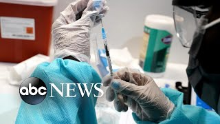 FDA moves up timeline for vaccine approval l GMA
