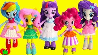My Little Pony Fashion Wrong Clothes with LOL Surprise Pets