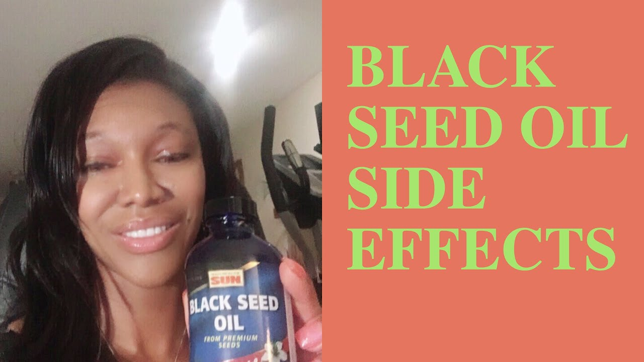 black seed oil weight loss results side effects of black