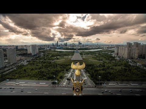 Astana and Burabay Drone footage (Kazakhstan)