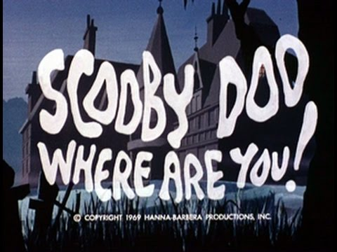scooby doo where are you with lyrics