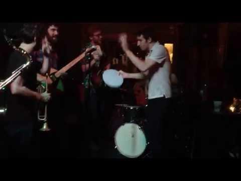 The Rad Trads: Jamie Eblen Tap Dance Drum Fills