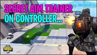 DWrecked's Pro Aim + Sneaky Edits Course (Fortnite Controller Tips)