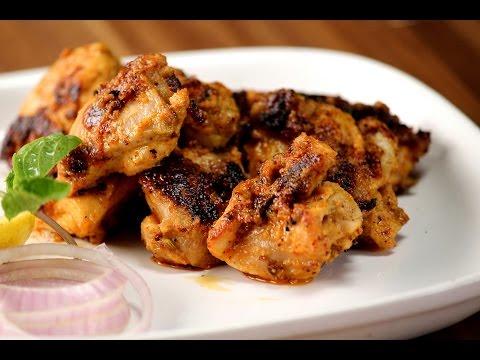 Achaari Chicken Tikka | Sanjeev Kapoor Khazana