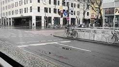 21.03.20 Geist Statt München heute wegen Corona niemand auf der Straße