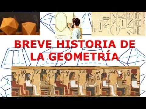Breve Historia De La Geometria