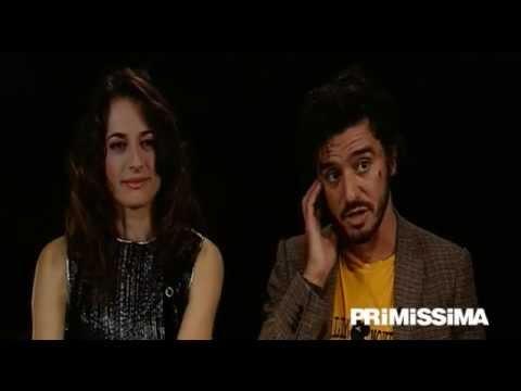 Intervista a Anita Kravos e Michele Venitucci per il film Italian Movies