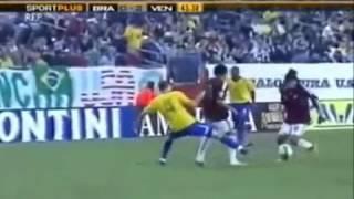 Venezuela 2 - Brasil 0 / Amistoso 2008 / Giancalo Maldonado y Ronald Vargas