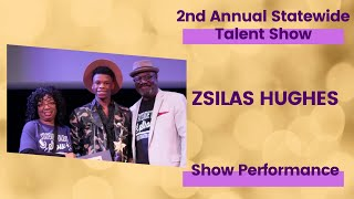 Zsilas Hughes: Show Performance - LFOA, Inc.  2nd A.S.T.S