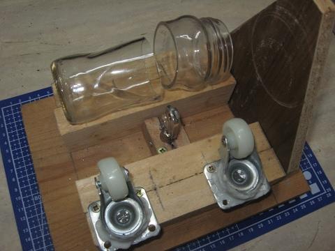 RamosElectroDron. Como hacer una máquina para cortar botellas de vidrio y tarros de cristal.