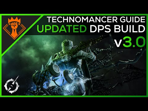 Outriders | Updated DPS Technomancer Build Guide (v3.0) + Challenge Tier 15 Gameplay |