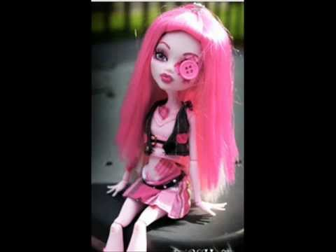 La customitation des monster high youtube - Comment faire une chambre monster high ...