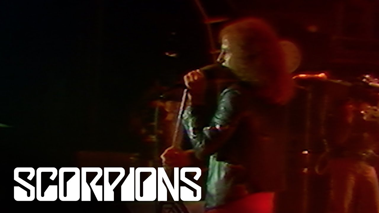 Scorpions — Backstage Queen (Live At Reading Festival, 25.08.1979)