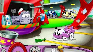 Putt-Putt Enters The Race Full Playthrough