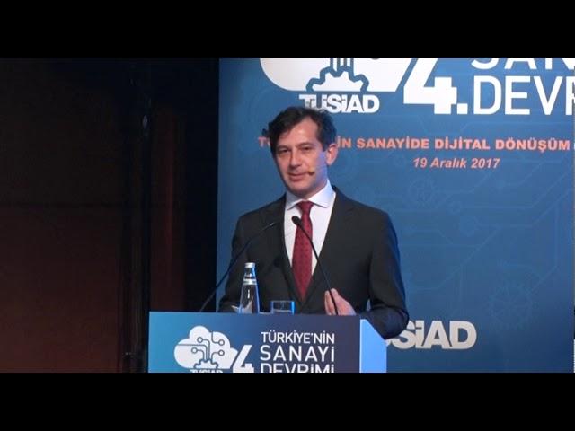 Türkiye'nin Sanayide Dijital Dönüşüm Yetkinliği Konferansı