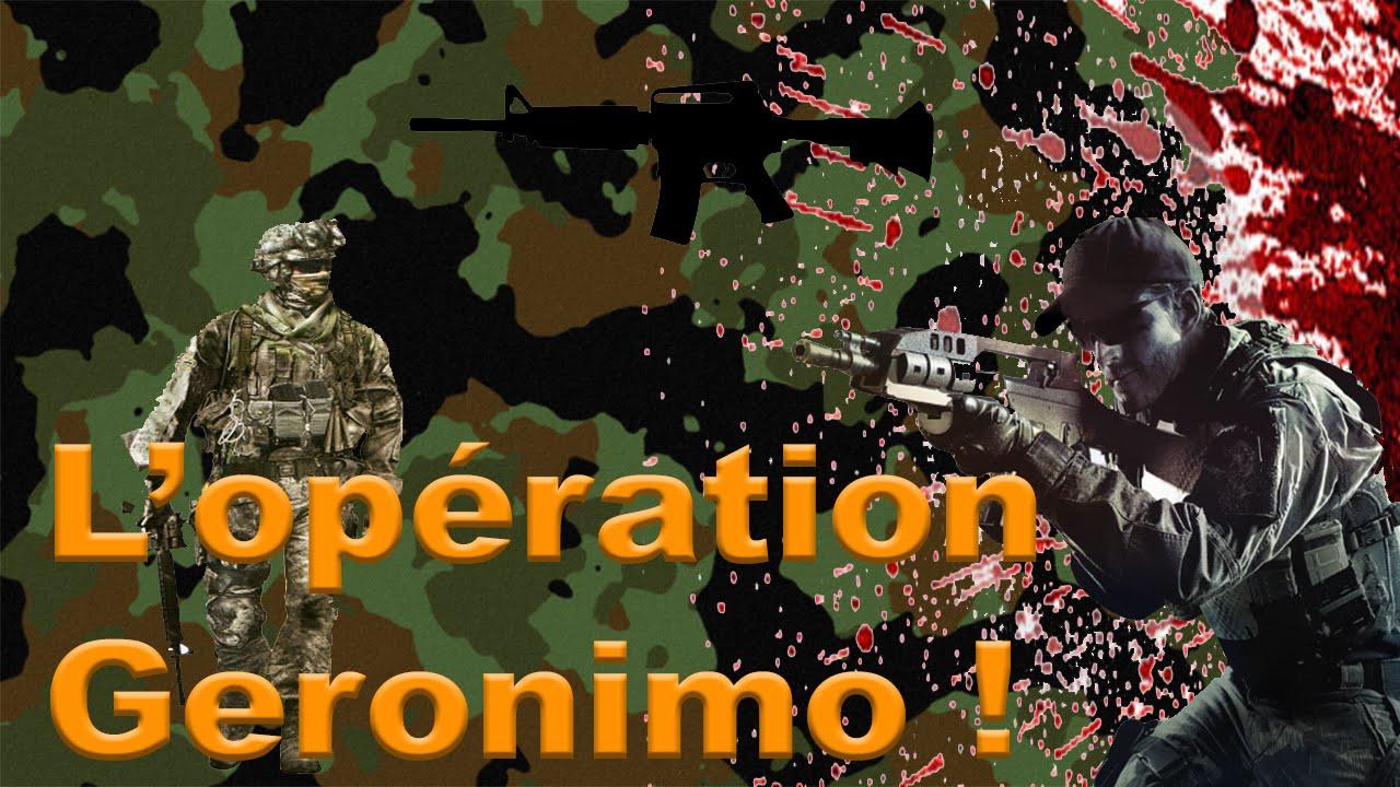 Operation Geronimo