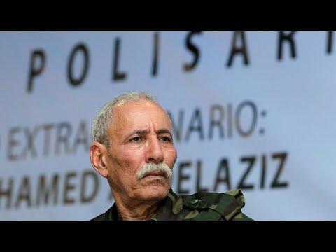 زعيم جبهة البوليساريو ينفي مزاعم التعذيب والمحكمة الإسبانية العليا ترفض طلب احتجازه