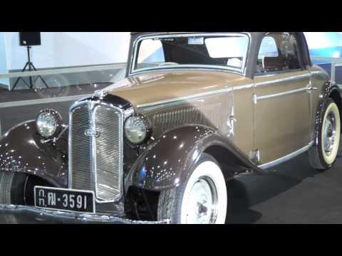1936 DKW F5 Classic Car