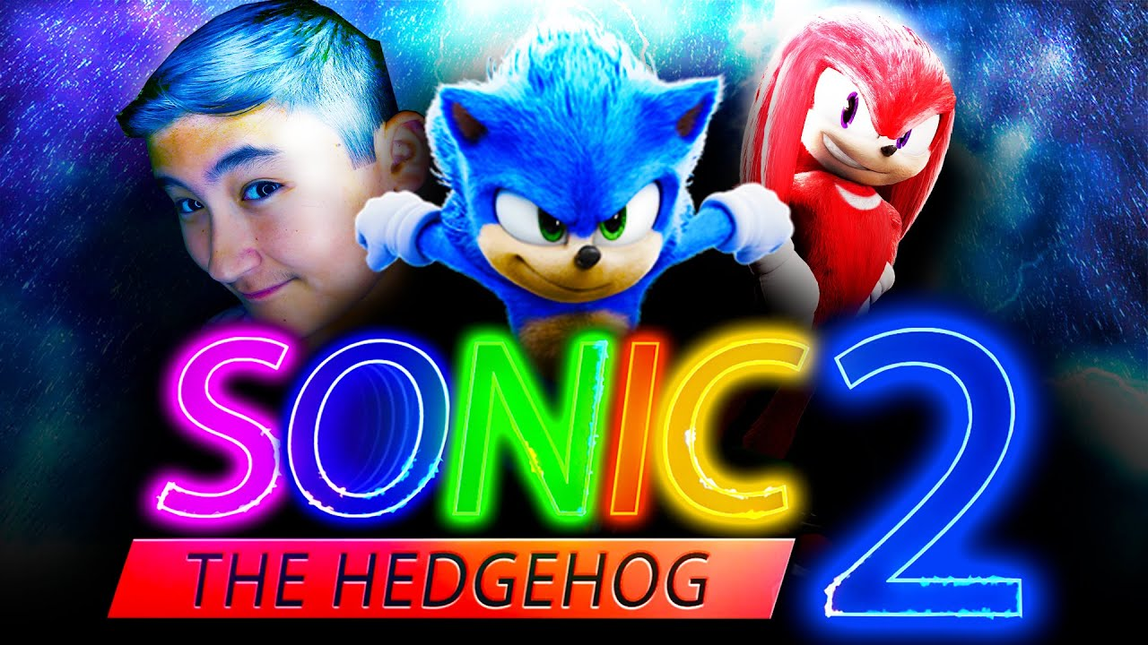 Sonic The Hedgehog Movie 2 2021 Unofficial Trailer 2 Youtube