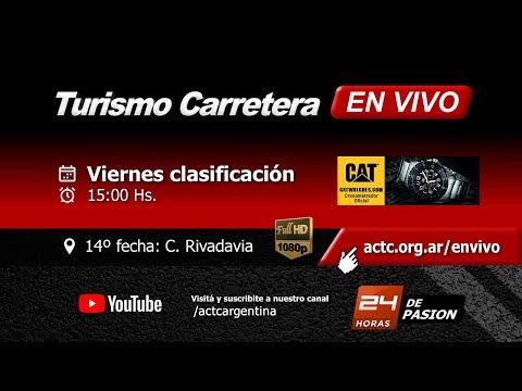 14-2017) C. Rivadavia: Viernes Clasificación TC
