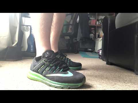 Trashed Nike Air Max Stutter Step Basketball Shoes 3 YouTube