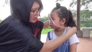 HALLOWEEN Trick Surprise Doctor - Phòng Khám Thần Chết ❤Susi kids TV❤