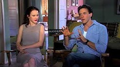 Rachel Brosnahan and Ashley Zukerman talk about Manhattan