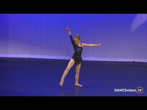 Helayna Miller - Enter The Stage - July 2017 -   10/U Contemporary