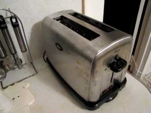 Oster #6325-000 Toaster Review