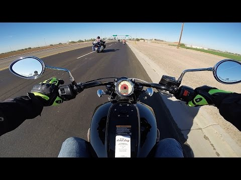 2016 Indian Scout Sixty - Test Ride Review