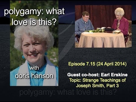 715 - Polygamy: What Love Is This? (24 April 2014)