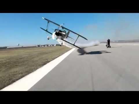 Keep off the runway