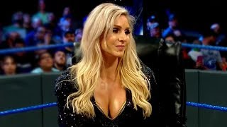 WWE Charlotte Hot Compilation - 5