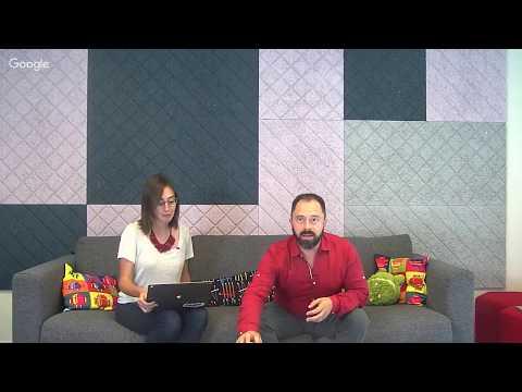 Hangout para Webmasters en español