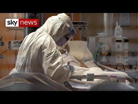 Coronavirus: Italy's medical community traumatised