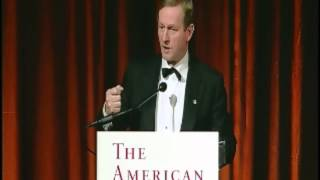 An Taoiseach at The American Ireland Fund 21st National Gala 2013