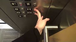 Schindler 330A Hydraulic Elevator @ Crate & Barrel Mayfair Mall Wauwatosa WI