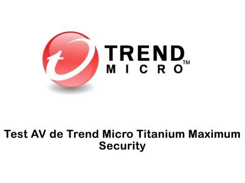 Trend micro titanium antivirus free activation code