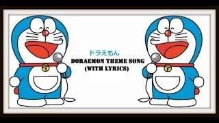 "Doraemon theme song ""With Lyrics"" (Tribute to Fujiko F Fujio)"