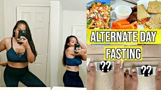 ALTERNATE DAY FASTING (ADF) CHALLENGE/ TRYING ALTERNATE DAY FASTING FOR 5 DAYS
