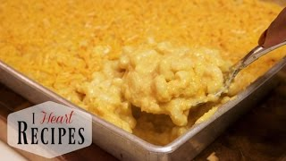 Tasty Vegan Macaroni and Cheese - OMG, It's VEGAN?! - I Heart Recipes