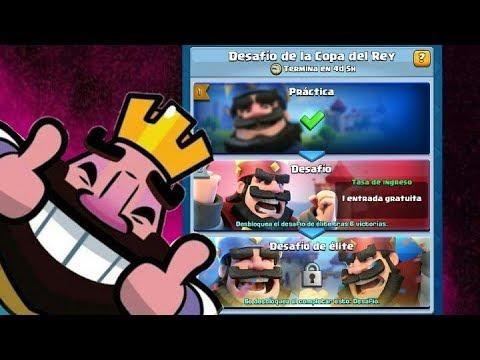 Jugando ¡¡copas del rey!! #1