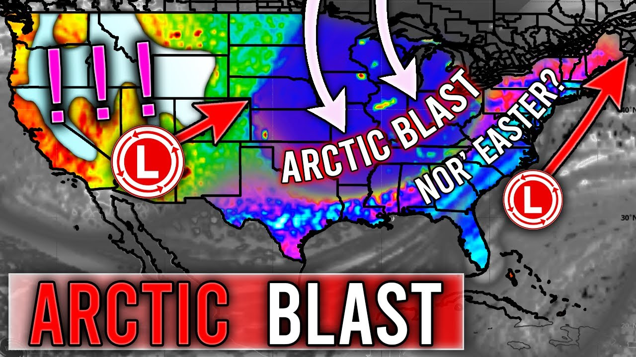 Potential MAJOR Arctic Blast! Coldest Air of the Year, Widespread 30's, Snowstorm?