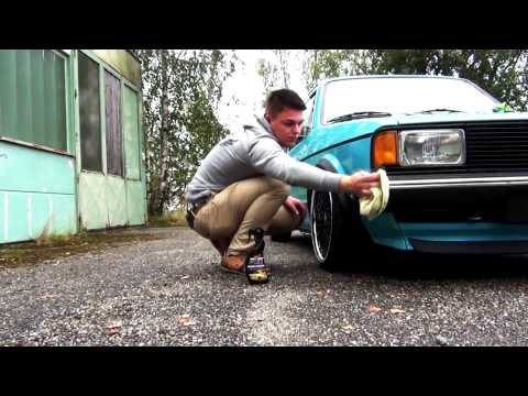 VW Jetta MK1 restored in 2015 by MPfilms