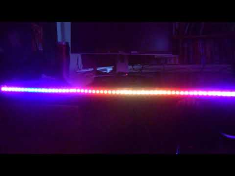Speaking of sound reactive LED's : FastLED